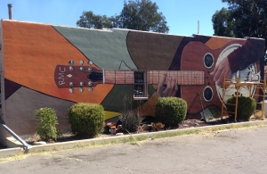Ramona Music Mural