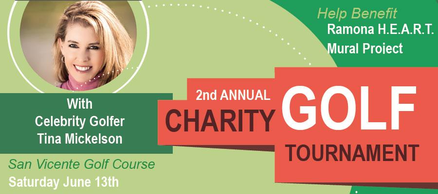 2nd Annual Benefit Golf Tournament