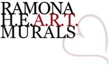 Ramona HEART Murals