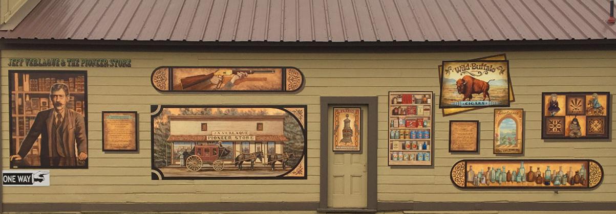 Verlaque Pioneer Store